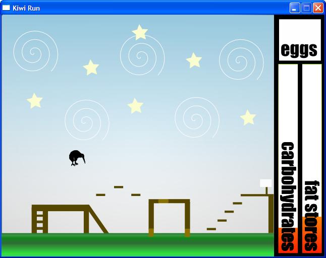final screenshot - no soccer ball :(